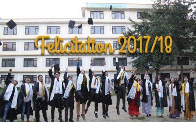 Felicitiation 2018