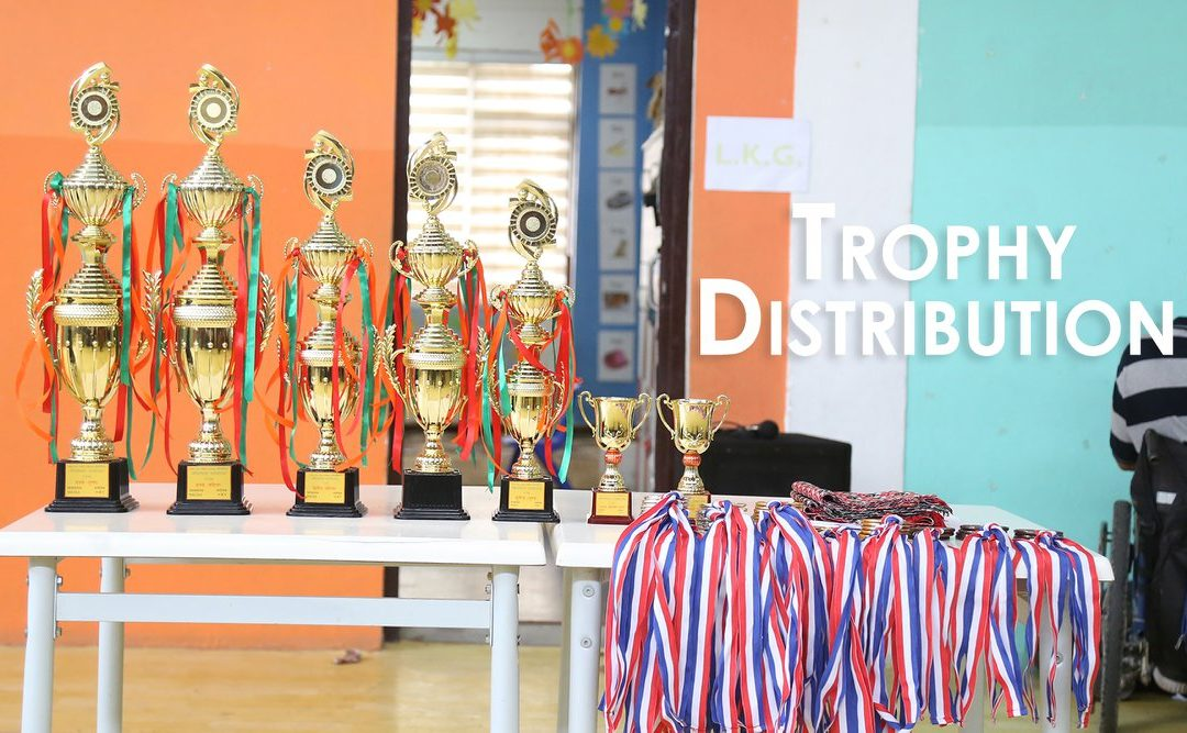 Trophy Distribution