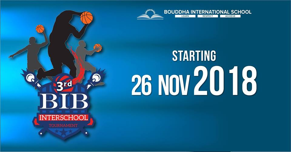 3rd BIB tournament 2018